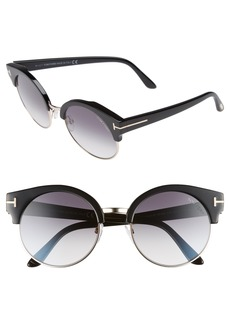 Tom Ford Alissa 54mm Sunglasses