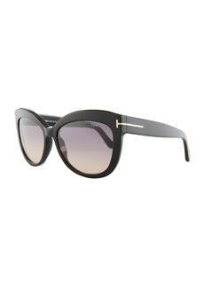 TOM FORD Alistair Acetate Sunglasses