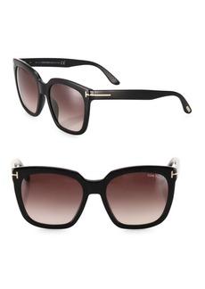 Amarra 55MM Square Sunglasses