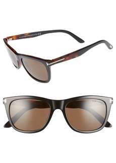 Tom Ford Andrew 54mm Polarized Sunglasses