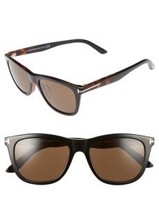 Tom Ford Andrew 54mm Rectangular Sunglasses