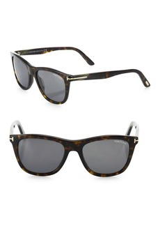 Tom Ford Andrew 54MM Square Sunglasses