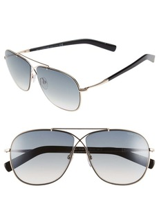 Tom Ford 'April' 61mm Retro Sunglasses