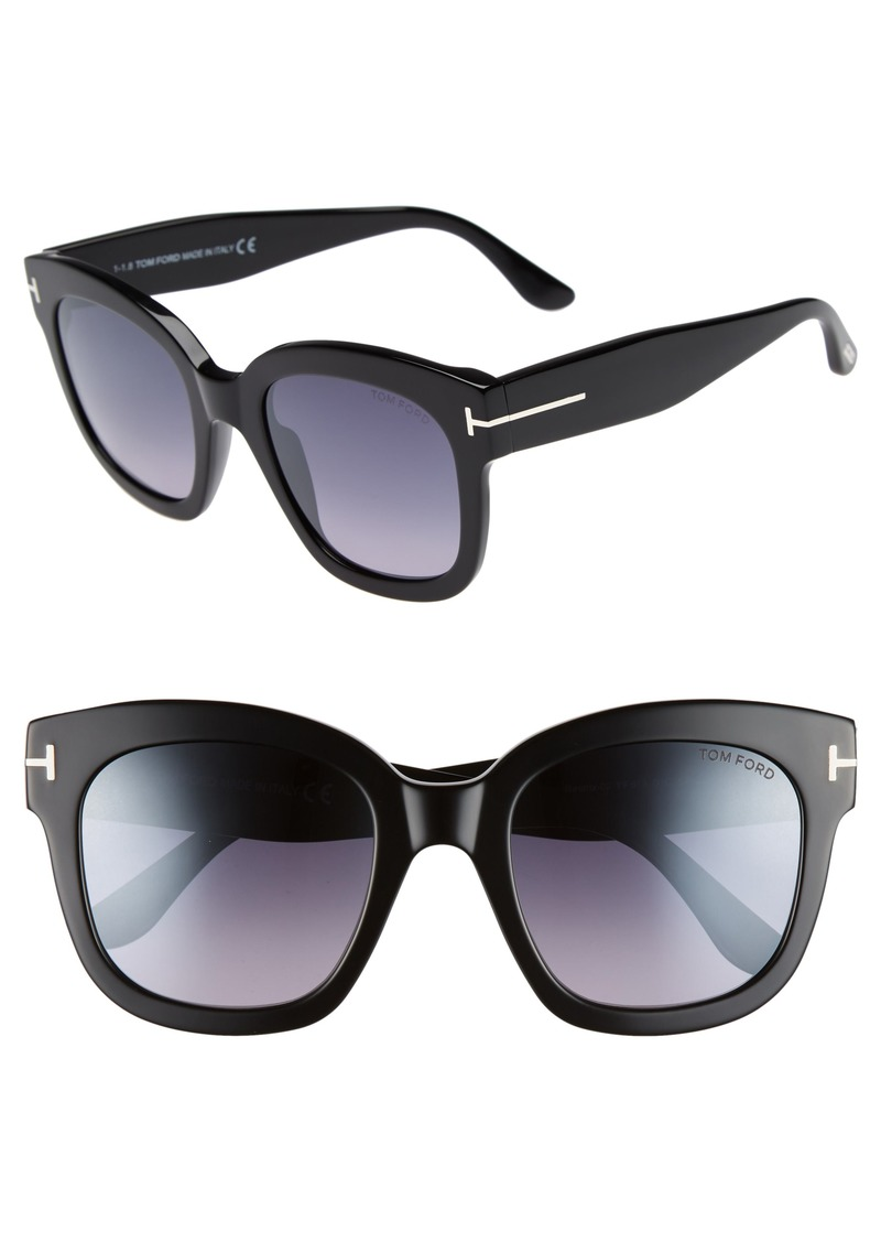 Tom Ford Beatrix 52mm Sunglasses