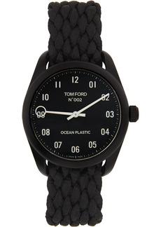 TOM FORD Black Ocean Plastic 002 Watch