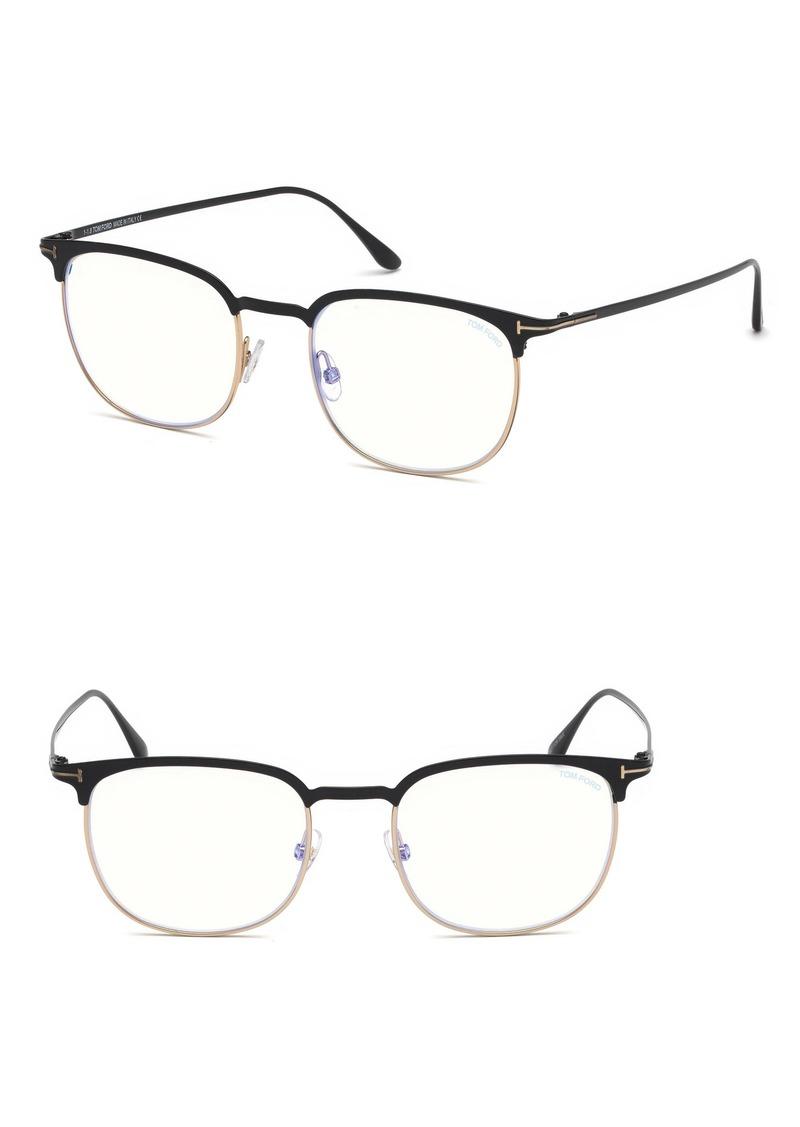 Tom Ford 52mm Blue Light Blocking Glasses