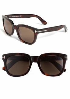 Tom Ford 'Campbell' 53mm Sunglasses