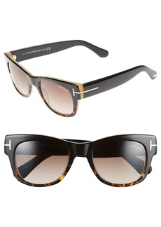 Tom Ford 'Cary' 52mm Sunglasses