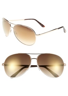 Tom Ford 'Charles' 62mm Sunglasses