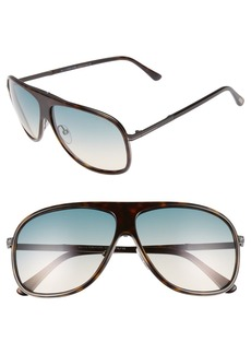 Tom Ford 'Chris' 62mm Sunglasses