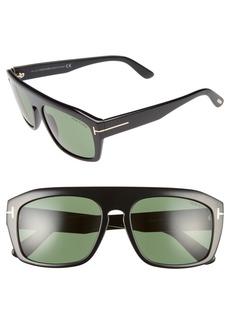 Tom Ford 'Conrad' 58mm Sunglasses