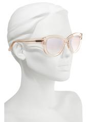 9e83e2b9e2 Tom Ford Diane 56mm Butterfly Sunglasses Tom Ford Diane 56mm Butterfly  Sunglasses ...