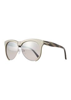 TOM FORD Dual-Rimmed Sunglasses