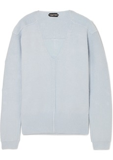 Tom Ford Embellished silk-blend sweater