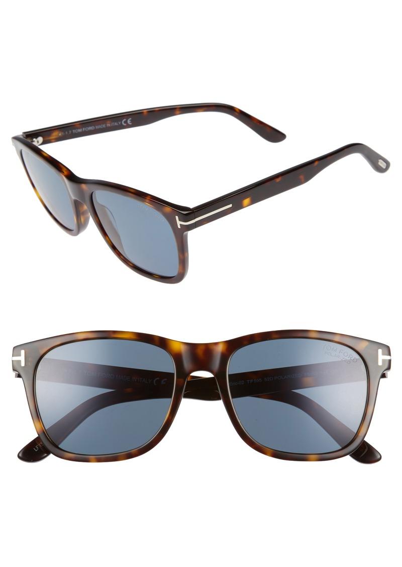 6a6eddc2a5 Tom Ford Tom Ford Eric 55mm Polarized Sunglasses