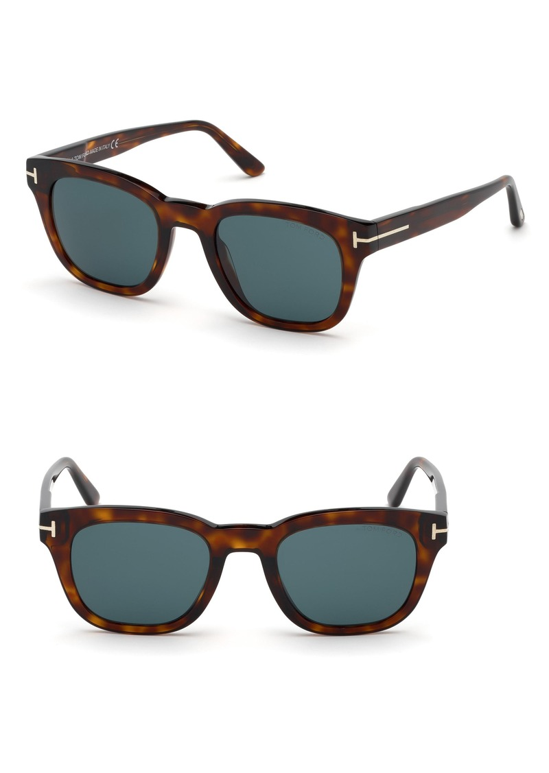 Tom Ford Eugenio 52mm Sunglasses