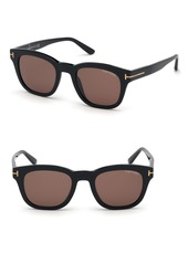 Tom Ford Eugenio 52mm Sunglasses