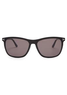 Tom Ford Eyewear Alasdhair rectangle-frame sunglasses