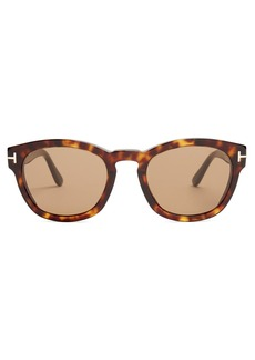 Tom Ford Eyewear Bryan square-frame sunglasses