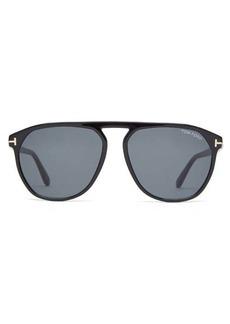 Tom Ford Eyewear Jasper square acetate sunglasses