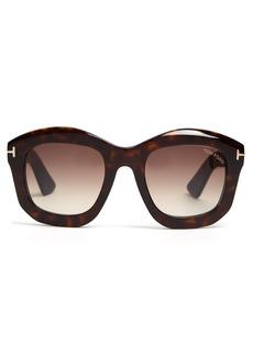Tom Ford Eyewear Julia square-frame sunglasses