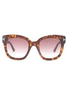 Tom Ford Eyewear Beatrix acetate sunglasses