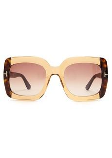 Tom Ford Eyewear Square-frame sunglasses