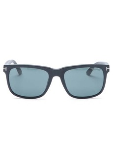 Tom Ford Eyewear Stephenson square acetate sunglasses