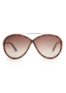Tom Ford Eyewear Tamara acetate sunglasses