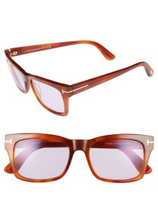 Tom Ford Frederick 54mm Sunglasses