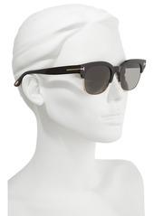 32024c9cfab Tom Ford Tom Ford Harry 53mm Half-Rim Sunglasses