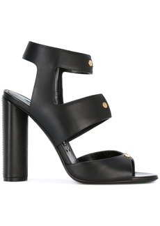 Tom Ford heeled gladiator sandals - Black