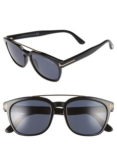 Tom Ford Holt 54mm Sunglasses