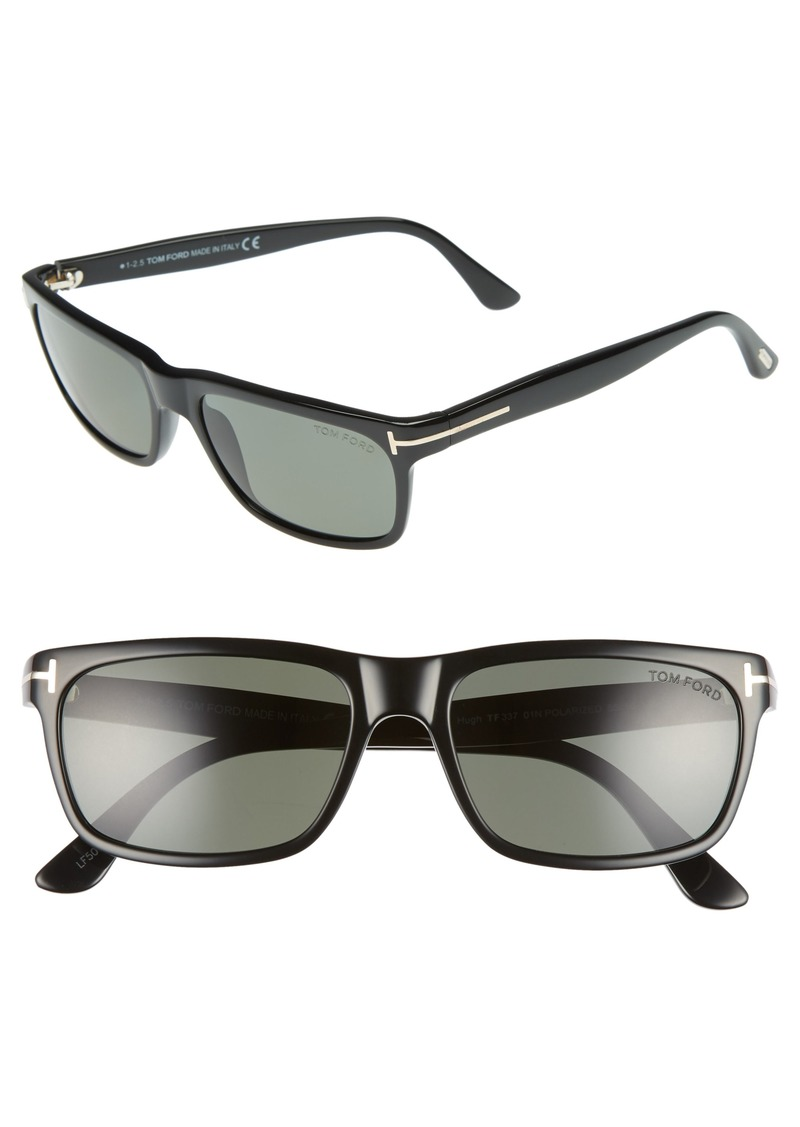8b3c82928685a Tom Ford Tom Ford Hugh 55mm Polarized Sunglasses (Regular Retail ...