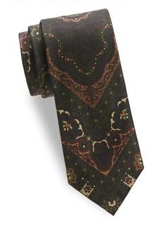 Tom Ford Intricate Silk Tie