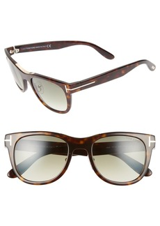Tom Ford Jack 51mm Sunglasses
