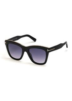 TOM FORD Julia Gradient Acetate Sunglasses