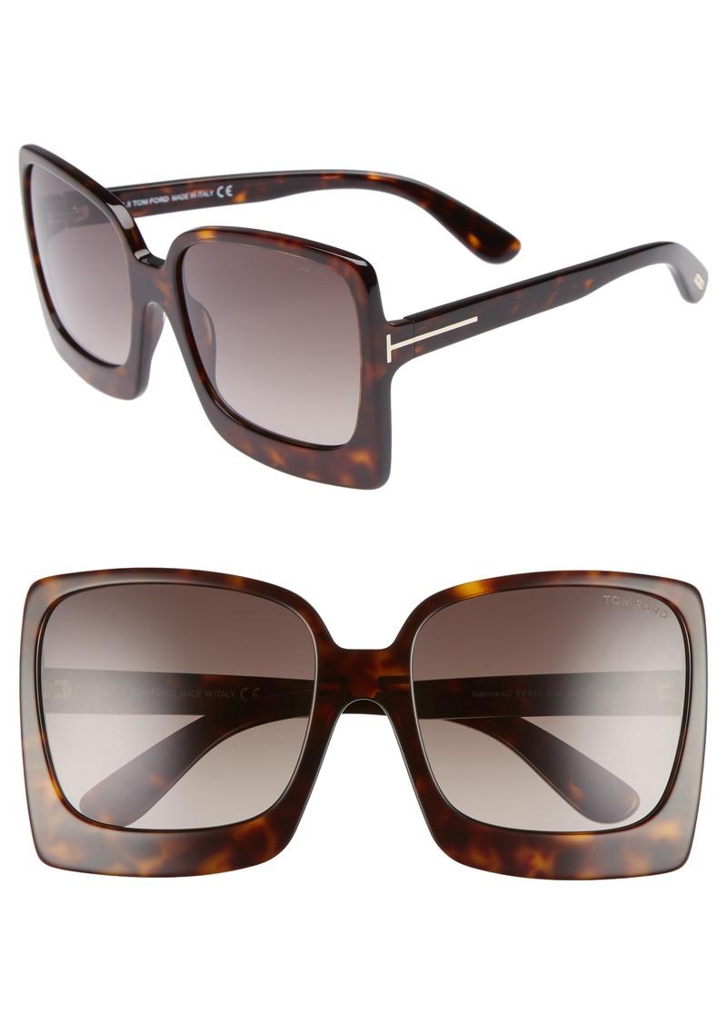 5813657fb Tom Ford Tom Ford Katrine 60mm Sunglasses | Sunglasses