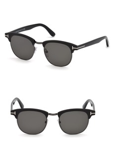 Tom Ford Laurent 51mm Polarized Sunglasses