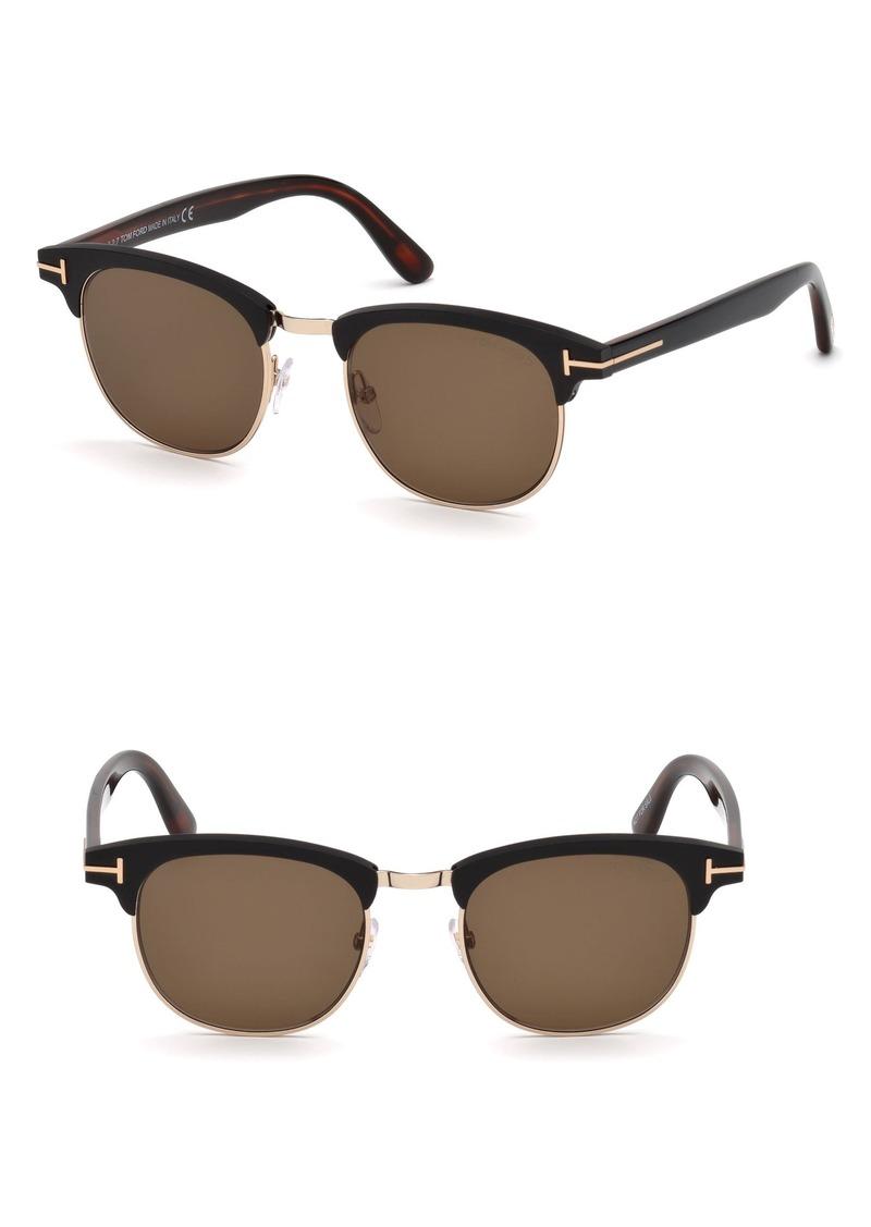 Tom Ford Laurent 51mm Sunglasses