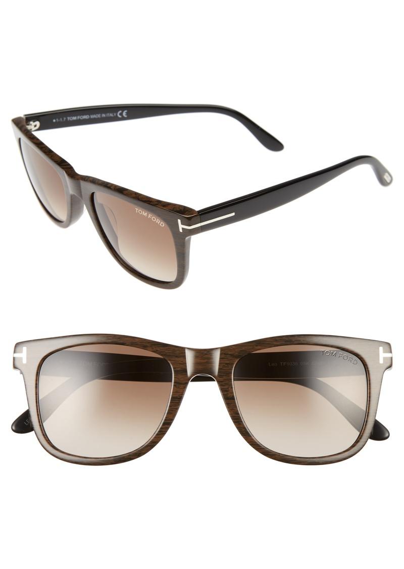 0e8053241 Tom Ford Tom Ford Leo 52mm Special Fit Sunglasses | Sunglasses