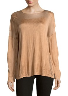 Tom Ford Maglia Long Sleeve Top