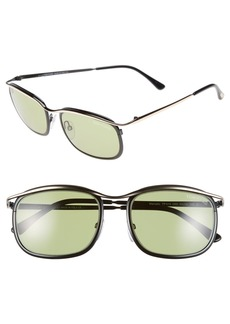 Tom Ford 'Marcello' 53mm Sunglasses