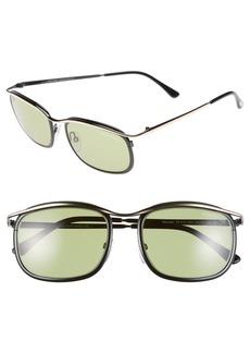 Tom Ford 'Marcello' 53mm Sunglasses