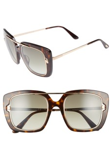 Tom Ford Marissa 52mm Sunglasses