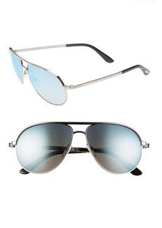 Tom Ford 'Marko' 58mm Sunglasses