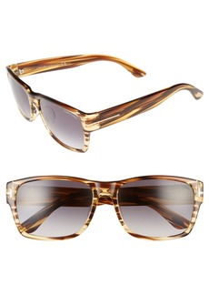 Tom Ford Mason 59mm Sunglasses