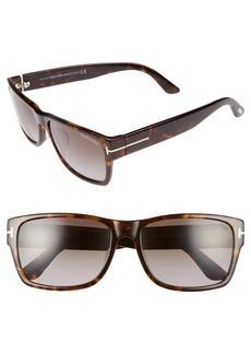 Tom Ford Mason 59mm Sunglasses