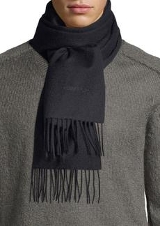 TOM FORD Men's Cashmere Fringe Scarf