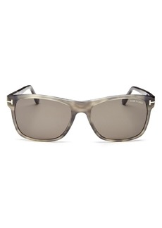 Tom Ford Men's Classic Square Sunglasses, 59mm